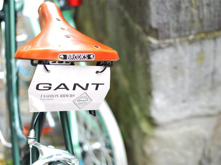 Ride in Style – with GANT