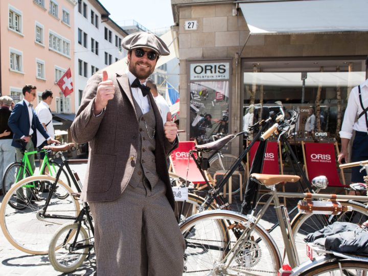 Style Ride Zürich – seen by Oris